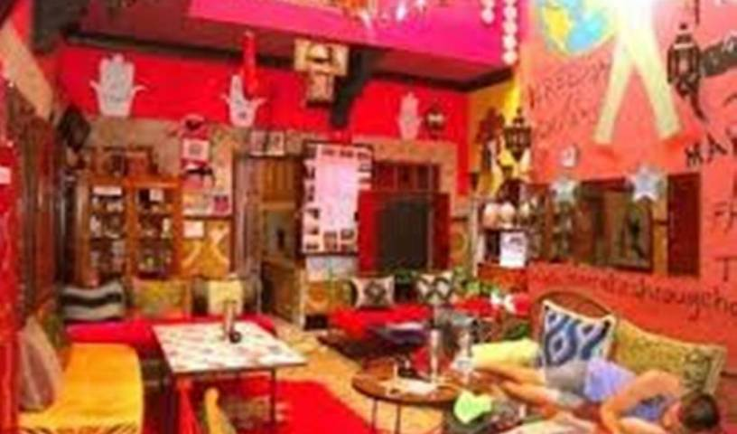 Hostel Riad Marrakech Rouge - Get cheap hostel rates and check availability in Aarich, top ranked destinations 15 photos