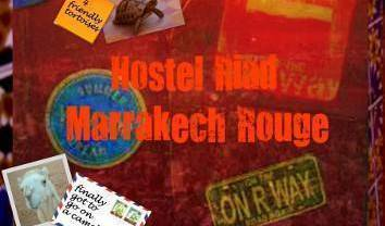 Hostel Riad Marrakech Rouge -  Marrakech, bed and breakfast bookings 13 photos
