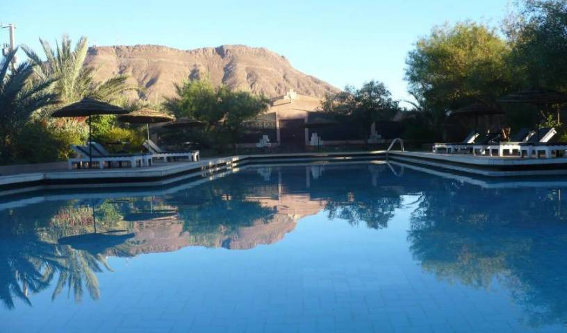 Hotel La Perle Du Draa - Search for free rooms and guaranteed low rates in Zagora, long term rentals at hostels or apartments 30 photos