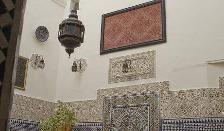 Riad Al Akhawaine - Search for free rooms and guaranteed low rates in Fes al Bali 11 photos