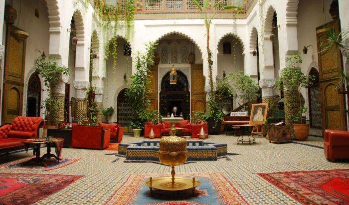 Riad El Ghalia - Search for free rooms and guaranteed low rates in Fes al Bali, this week's hostel deals 42 photos