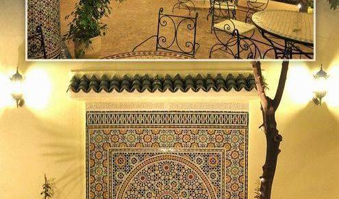Riad Jardin Chrifa - Search for free rooms and guaranteed low rates in Fes al Bali 41 photos