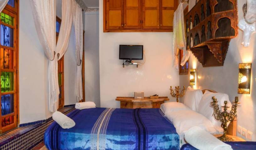 Riad Verus - Search for free rooms and guaranteed low rates in Fes, youth hostel 18 photos