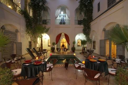 Dar Bounouar, Marrakech, Morocco, Morocco bed and breakfasts and hotels
