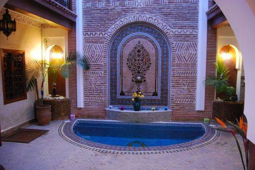 Dar Salama, Marrakech, Morocco, Morocco hostels and hotels