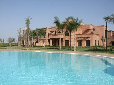 Dar Selma - Atlas Golf Resort, Marrakech, Morocco, Morocco bed and breakfast e alberghi