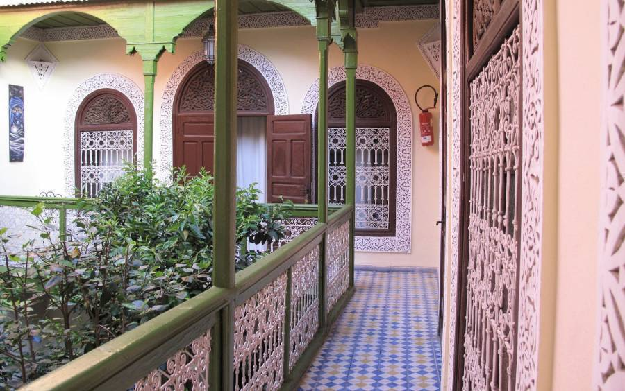 Dar Tamlil, Marrakech, Morocco, Morocco hostels and hotels