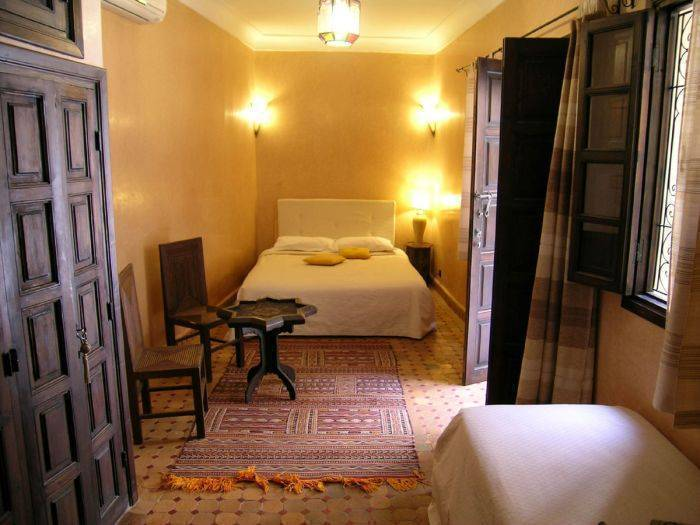 Dar Tuscia, Marrakech, Morocco, reviews about BedBreakfastTraveler.com in Marrakech