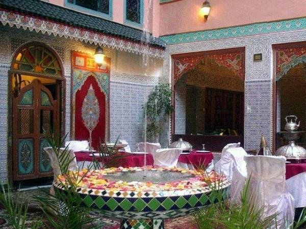Dar Zaida, Marrakech, Morocco, Morocco bed and breakfasts en hotels