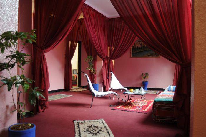 El Kennaria, Marrakech, Morocco, bed & breakfast and hotel world best places to stay in Marrakech