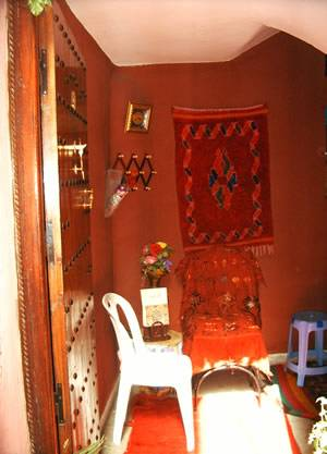 Heart of the Medina Backpackers Hostel, Marrakech, Morocco, low cost lodging in Marrakech
