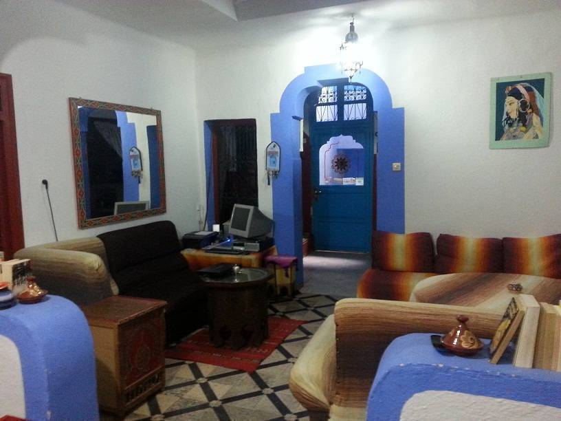 Hostal Vallparadis Chefchaouen, Chefchaouene, Morocco, Morocco bed and breakfasts and hotels