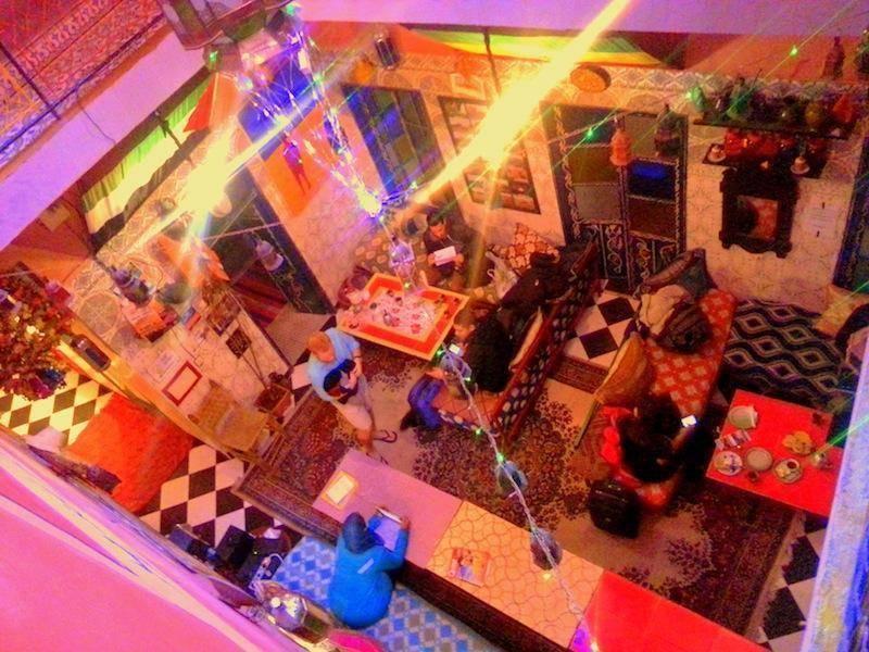 Hostel Riad Marrakech Rouge, Aarich, Morocco, list of best international bed & breakfasts and hotels in Aarich