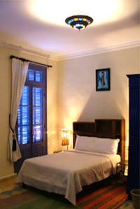 Hotel Central, Casablanca, Morocco, excellent travel and bed & breakfasts in Casablanca