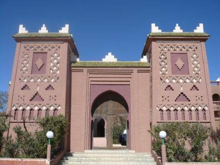 Hotel La Perle Du Draa, Zagora, Morocco, compare reviews for hostels in Zagora