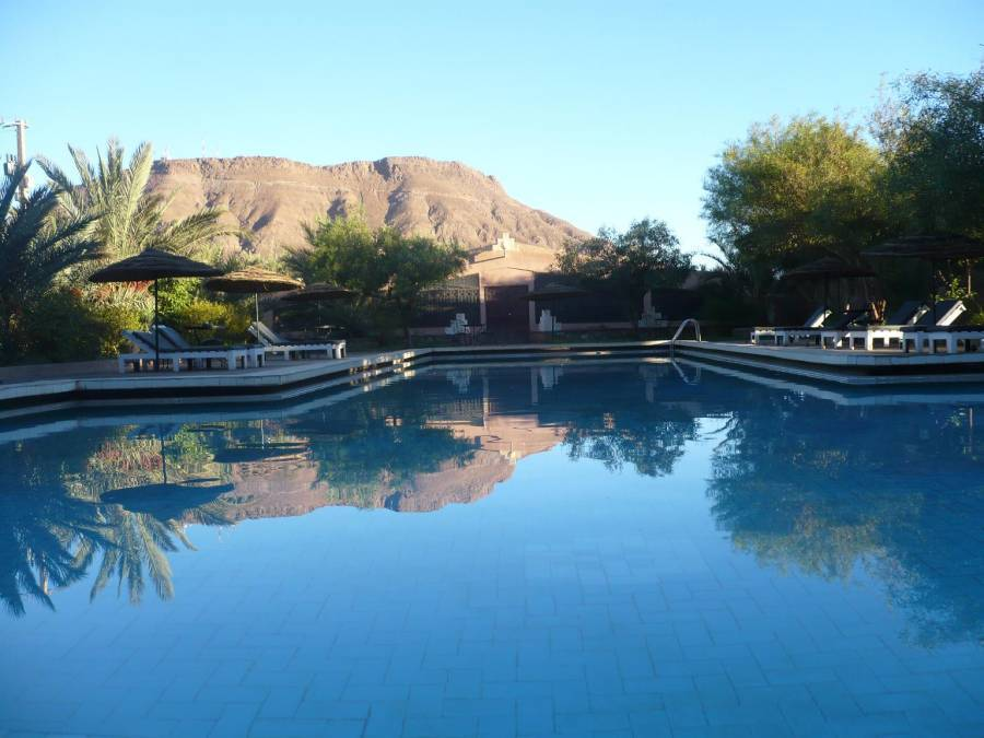 Hotel La Perle Du Draa, Zagora, Morocco, Morocco bed and breakfasts and hotels
