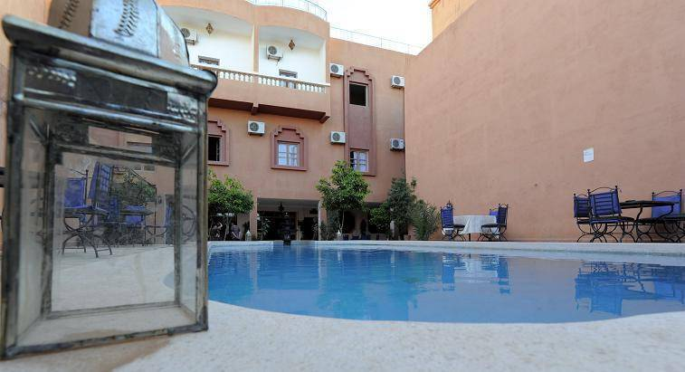 Hotel Nadia, Ouarzazat, Morocco, great destinations for travel and bed & breakfasts in Ouarzazat