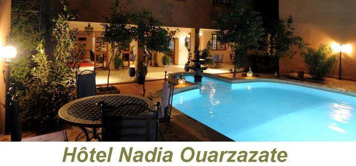 Hotel Nadia, Ouarzazat, Morocco, Morocco bed and breakfasts and hotels