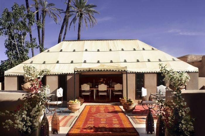 Jnane Allia, Marrakech, Morocco, Morocco hostels and hotels