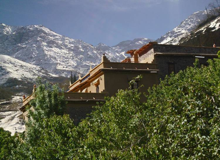 Les Terrasses de Toubkal Hotel, Imlil, Morocco, Morocco bed and breakfasts and hotels