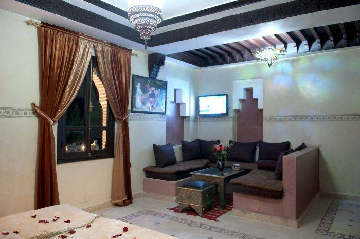 Palais Ghiat, Marrakech, Morocco, bed & breakfasts for world cup, superbowl, and sports tournaments in Marrakech