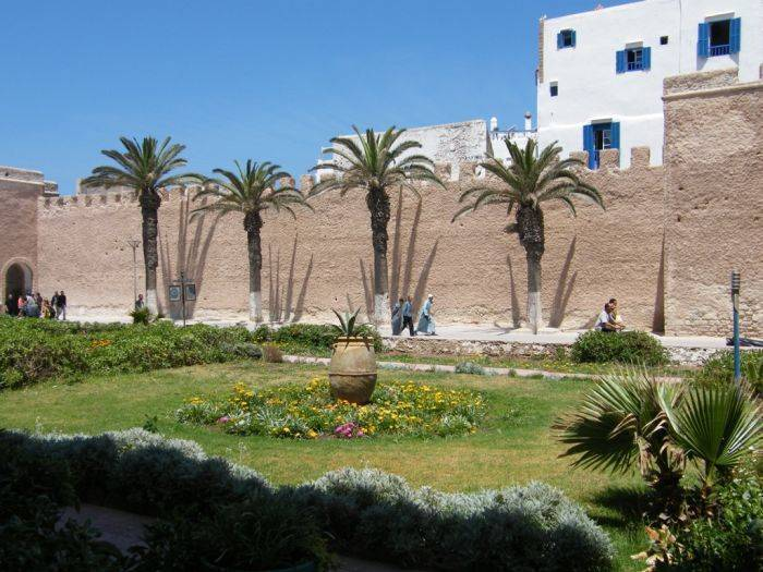 Palazzo Desdemona, Essaouira, Morocco, youth hostels and backpackers hostels in tropical destinations in Essaouira
