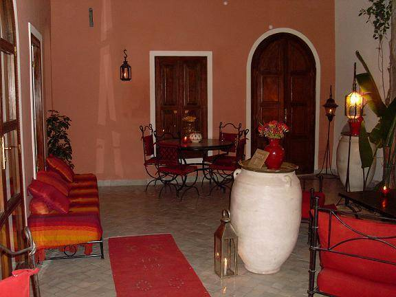 Riad 34, Marrakech, Morocco, how to select a bed & breakfast in Marrakech