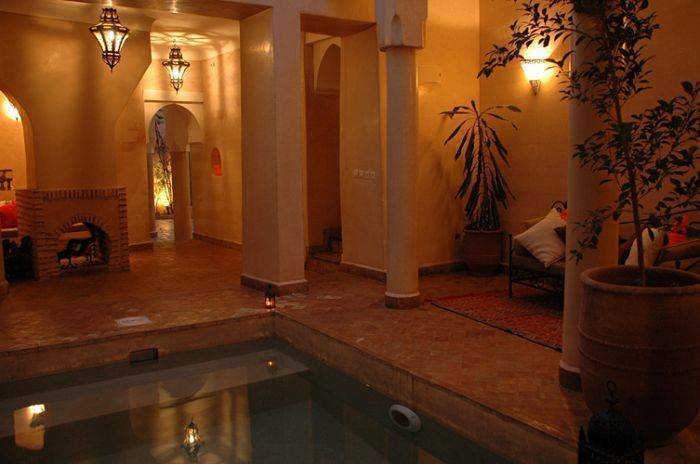 Riad Abaka, Marrakech, Morocco, top 5 bed & breakfasts and hotels in Marrakech