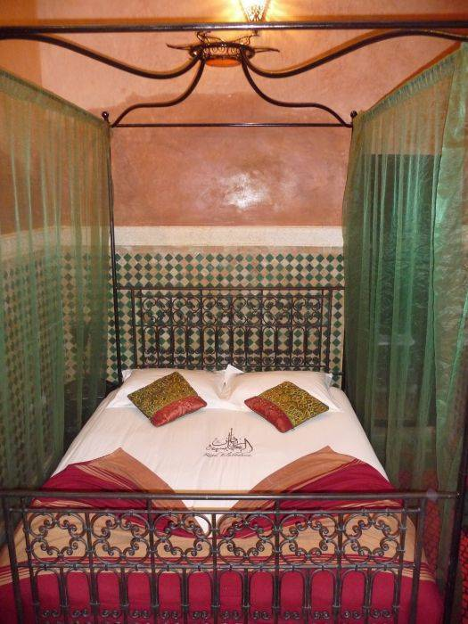 Riad Abbassia Marrakech, Marrakech, Morocco, family history trips and theme travel in Marrakech
