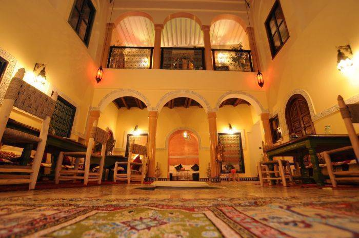 Riad Abhar, Marrakech, Morocco, Morocco bed and breakfasts and hotels