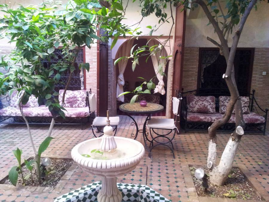 Riad Adraoui, Marrakech, Morocco, Morocco bed and breakfasts and hotels