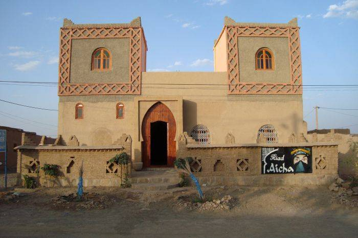Riad Aicha, Merzouga, Morocco, Morocco bed and breakfasts and hotels