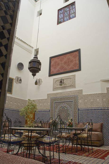 Riad Al Akhawaine, Fes al Bali, Morocco, Morocco bed and breakfasts and hotels
