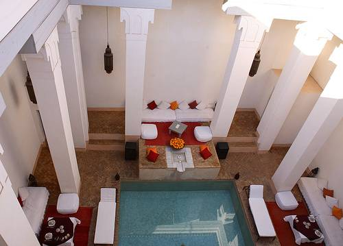 Riad Aljazira, Marrakech, Morocco, Morocco bed and breakfasts and hotels