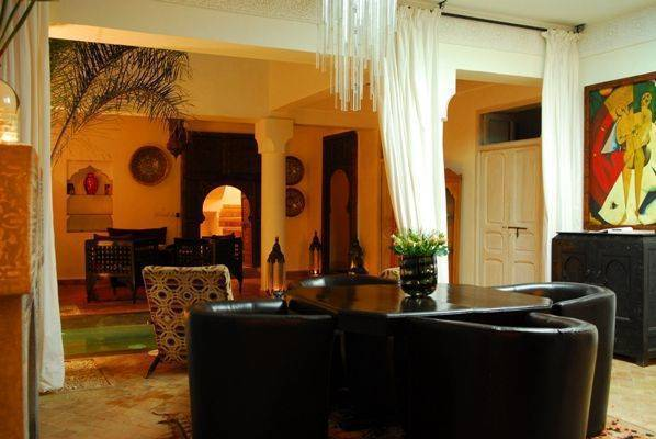 Riad Al Mansoura, Marrakech, Morocco, Morocco hostels and hotels