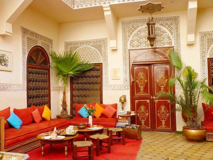 Riad Amiris, Marrakech, Morocco, Morocco bed and breakfasts and hotels