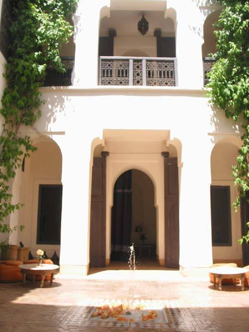 Riad Baraka Karam, Marrakech, Morocco, best North American and European bed & breakfast destinations in Marrakech