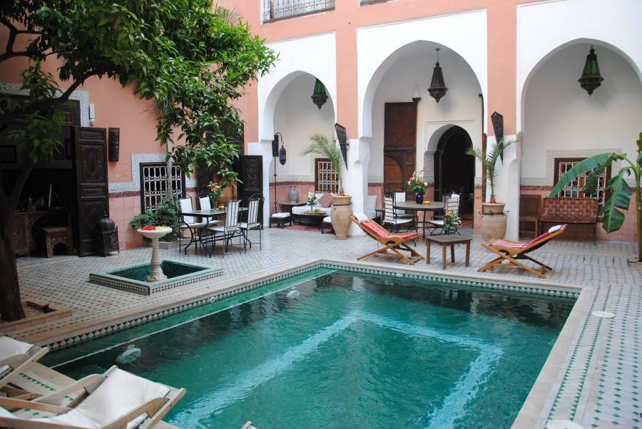 Riad Barroko, Marrakech, Morocco, Morocco bed and breakfasts and hotels
