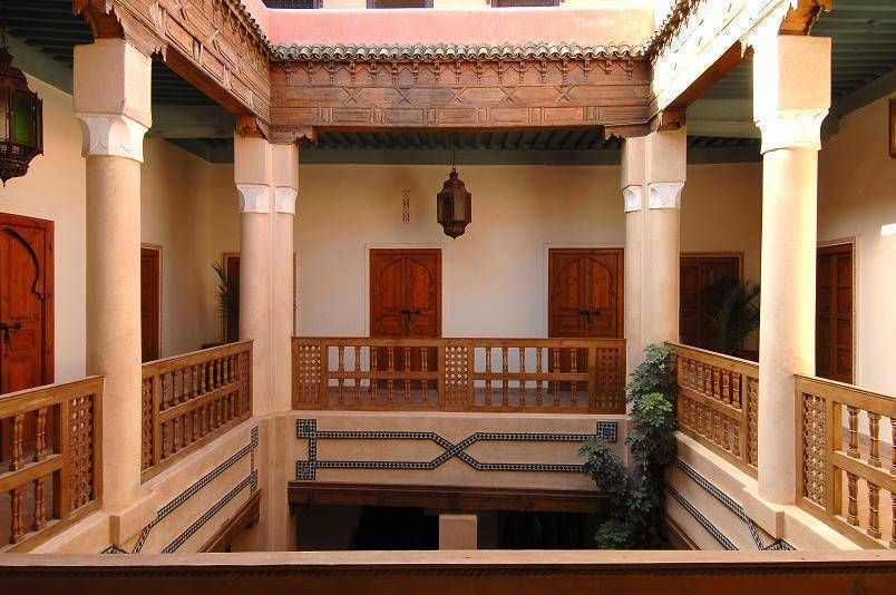 Riad Bayti, Marrakech, Morocco, passport to savings on travel and bed & breakfast bookings in Marrakech