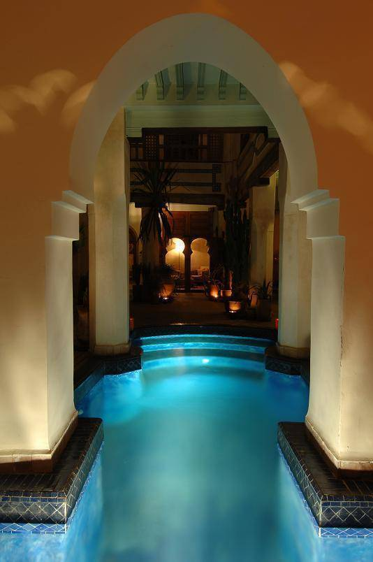 Riad Bayti, Marrakech, Morocco, Morocco bed and breakfasts and hotels