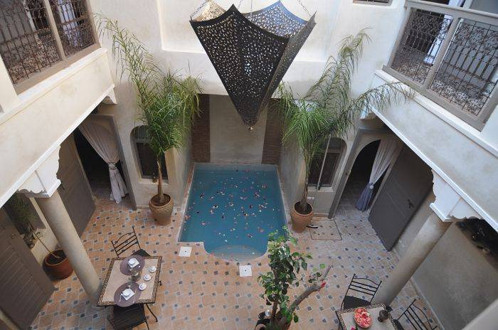 Riad Beldi, Marrakech, Morocco, Morocco hostels and hotels