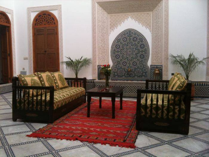 Riad Boustan, Fes al Bali, Morocco, Morocco bed and breakfasts and hotels