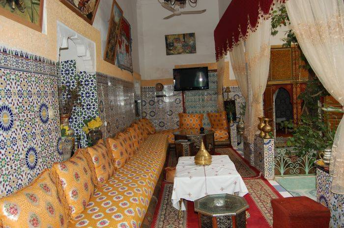 Riad Chennaoui Guest House, Marrakech, Morocco, Morocco hostels and hotels