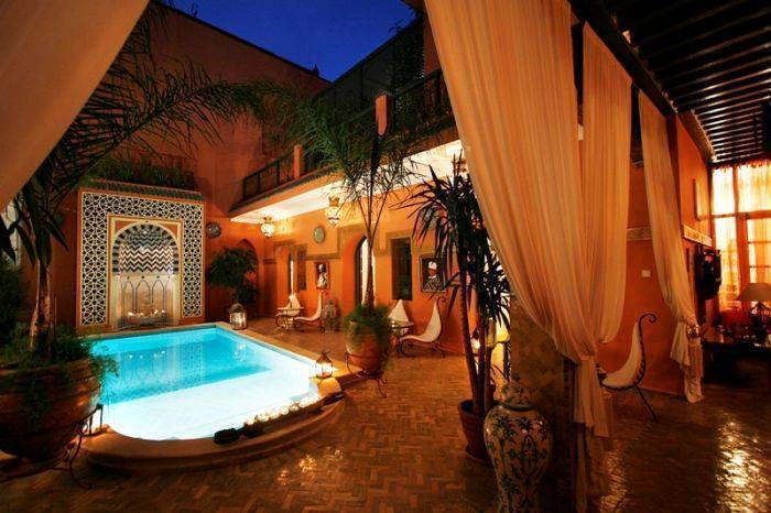 Riad Dar Alfarah, Marrakech, Morocco, online booking for hotels and budget bed & breakfasts in Marrakech