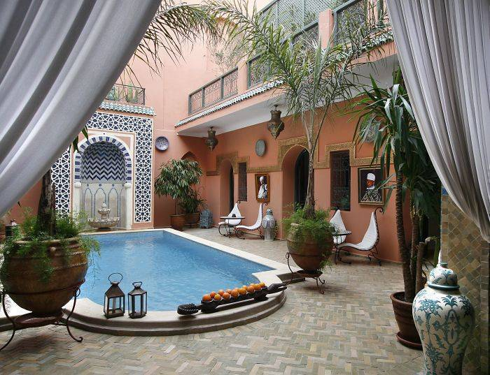 Riad Dar Alfarah, Marrakech, Morocco, Morocco bed and breakfasts and hotels