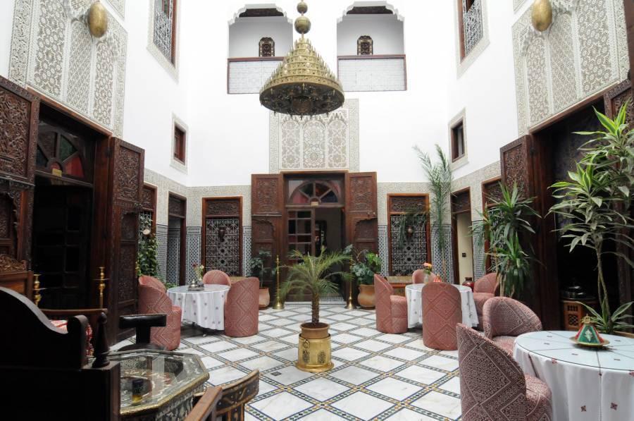 Riad Dar Chrifa, Fes al Bali, Morocco, best bed & breakfasts and hotels in town in Fes al Bali