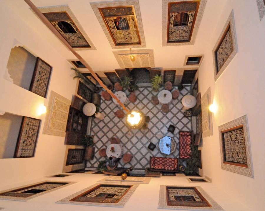 Riad Dar Chrifa, Fes al Bali, Morocco, Morocco bed and breakfasts and hotels
