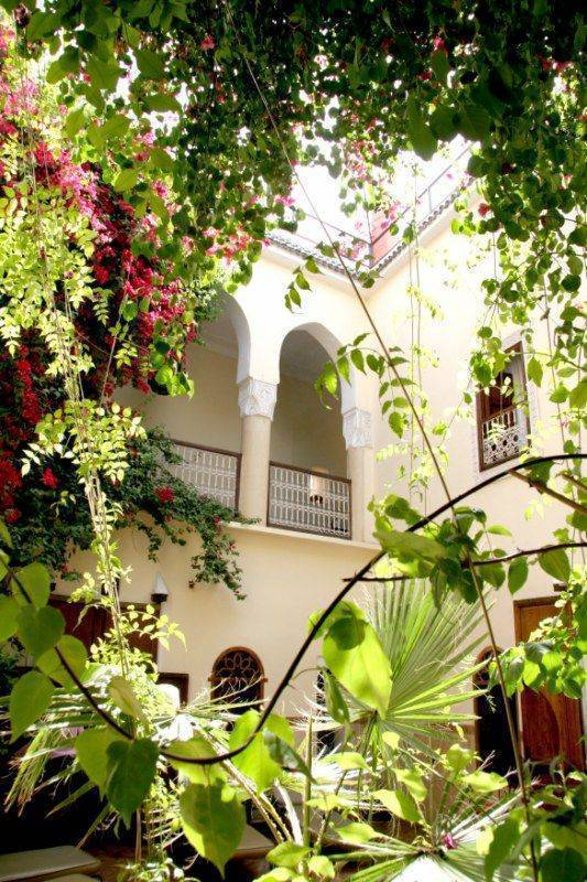 Riad Dar El Aila Marrakech, Marrakech, Morocco, safest countries to visit, safe and clean bed & breakfasts in Marrakech