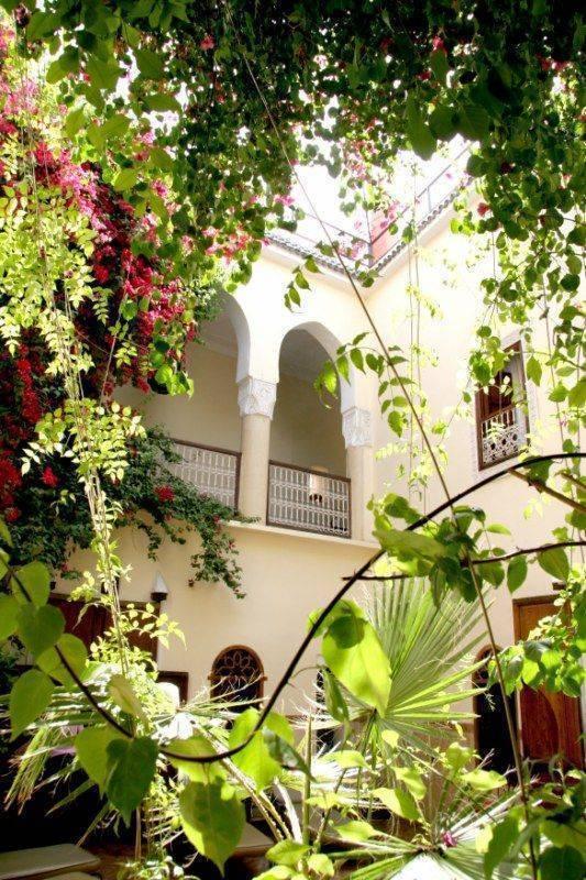 Riad Dar El Aila Marrakech, Marrakech, Morocco, best bed & breakfasts for couples in Marrakech