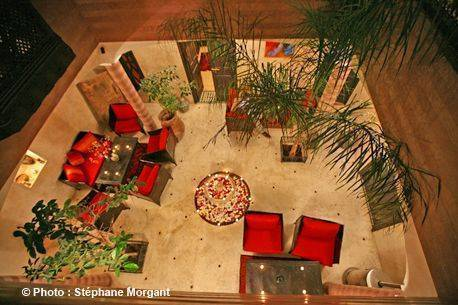 Riad Dar Ftouma, Marrakech, Morocco, browse photos and reviews, and book a unique bed & breakfast or hotel in Marrakech